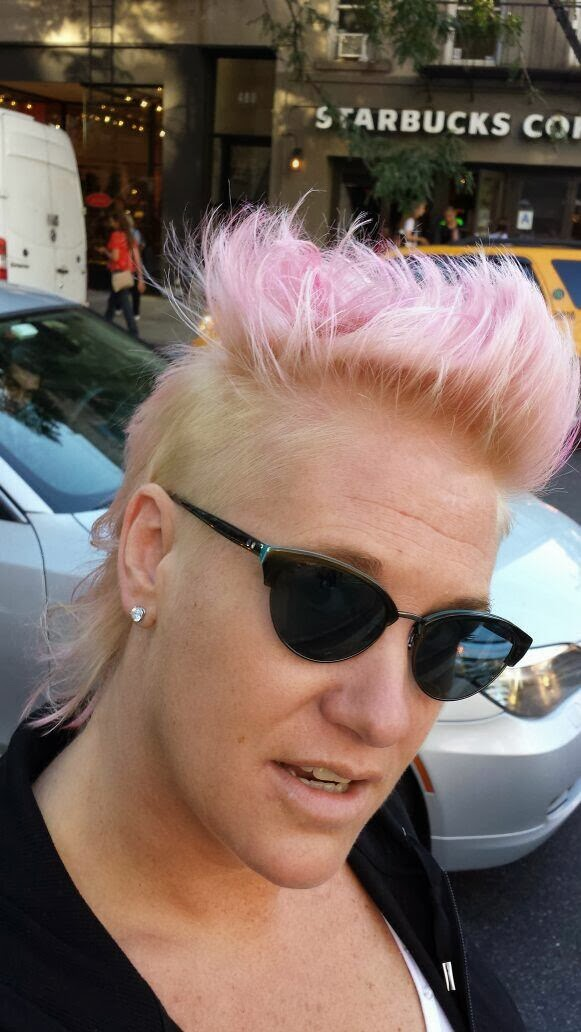 Food Network Gossip Anne Burrell's New Hair