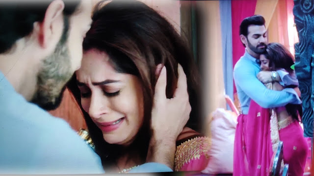 Rohit and Sonakshi's emotional breakdown over big fat realityin Kahan Hum Kahan Tum