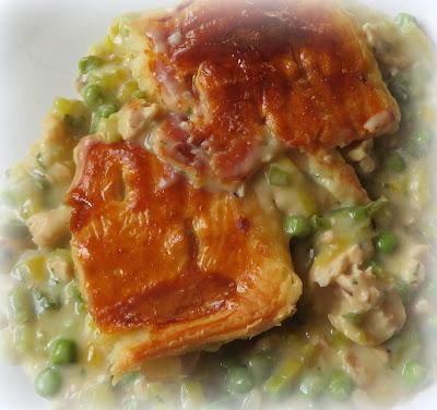 Salmon Pot Pie