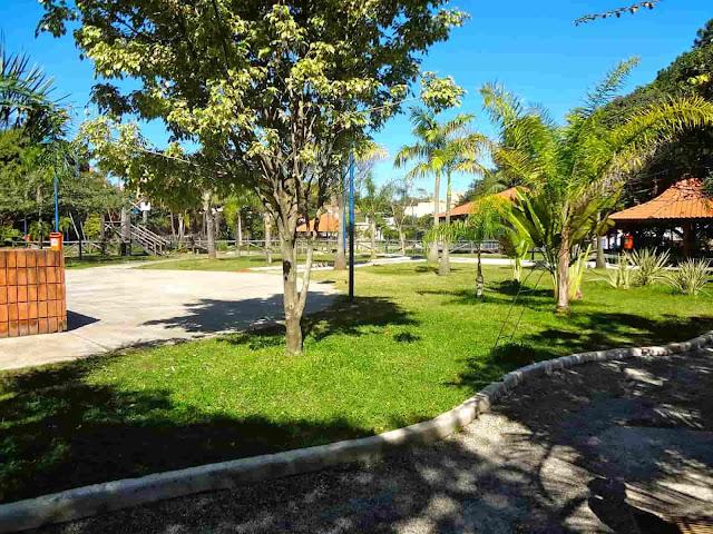 Parque Catarina Scarparo D'Agostini em São Caetano do Sul
