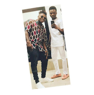Reekado Banks Dispose of Temi Solomon, his brother as his Manager