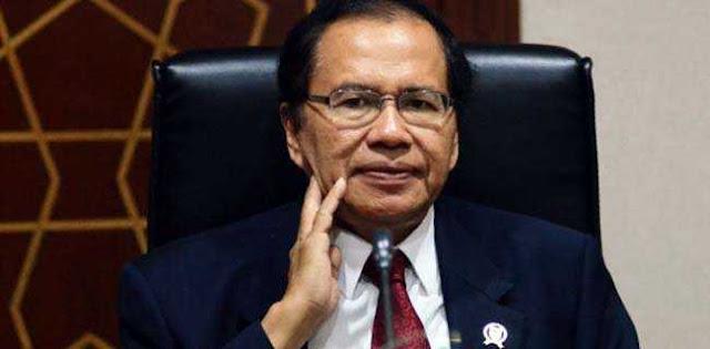 Rizal Ramli: Jokowi Biarkan Konflik Kepentingan Bermain