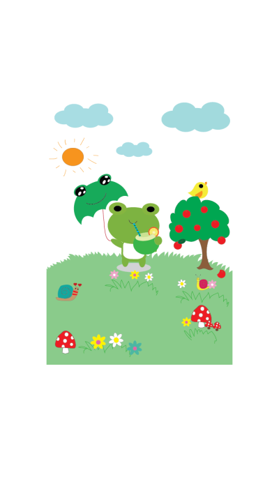 Little Frog Little Frog