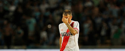 Andrés D'Alessandro, River Plate, River, 2016, regreso, Belgrano, derrota,