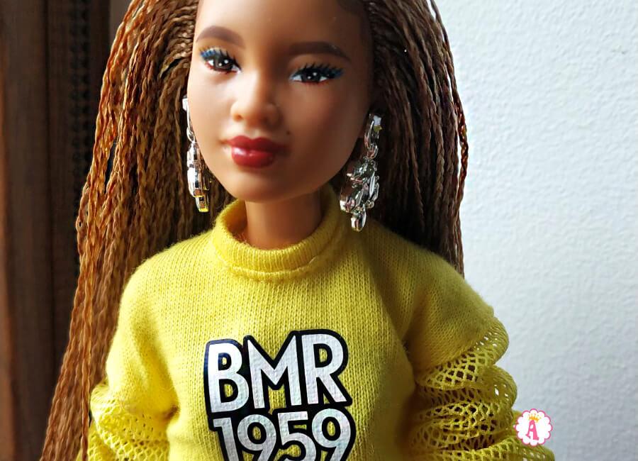 Барби БМР1959 с косичками