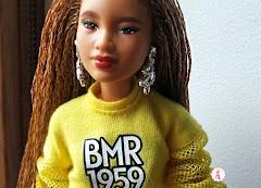 Распаковка Барби БМР1959 с косичками: модница Barbie Millicent Roberts из 90-х