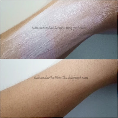 before after body lotion scarlett