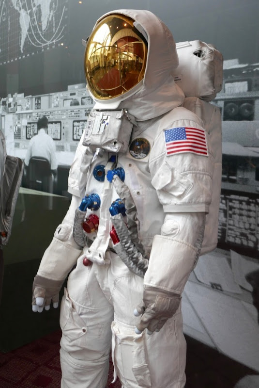 Neil Armstrong First Man Apollo 11 spacesuit