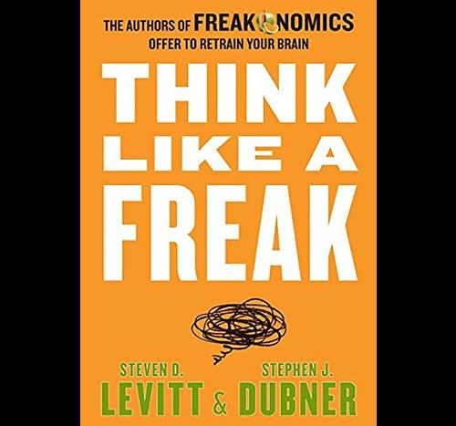 Sách Think Like A Freak