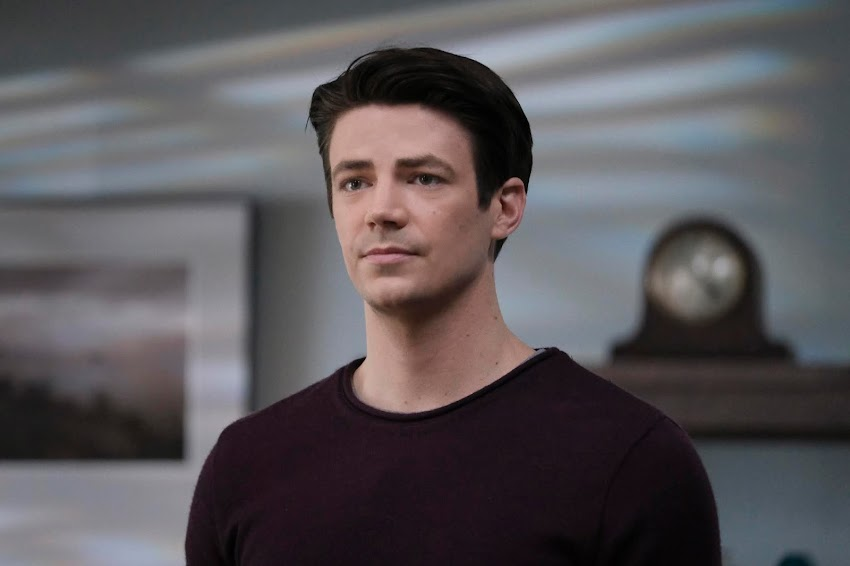 Stills del episodio The Flash 7.09 - Timeless