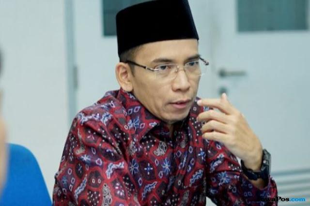 Elite Golkar: TGB jadi 'Tameng' Serangan Kubu Prabowo