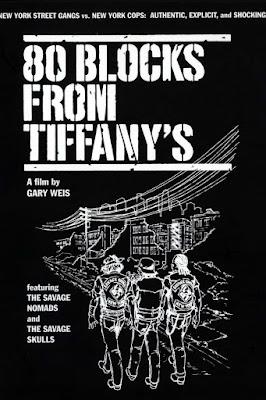 Póster documental 80 Blocks from Tiffany's