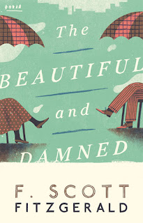 THE BEAUTIFUL AND THE DAMNED - BOOK COVER