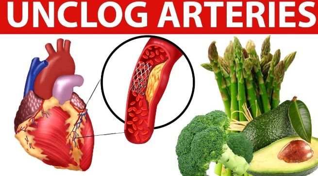 Foods Protect Your Heart And Open Your Arteries