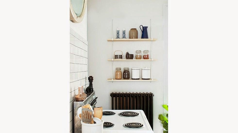 Pasang Rak Dinding Di Dapur Anda