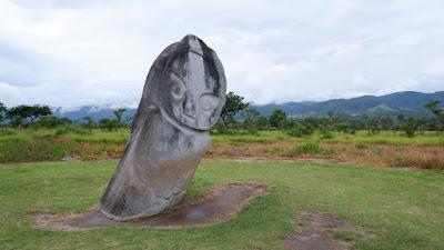 Situs budaya Indonesia Patung Palindo