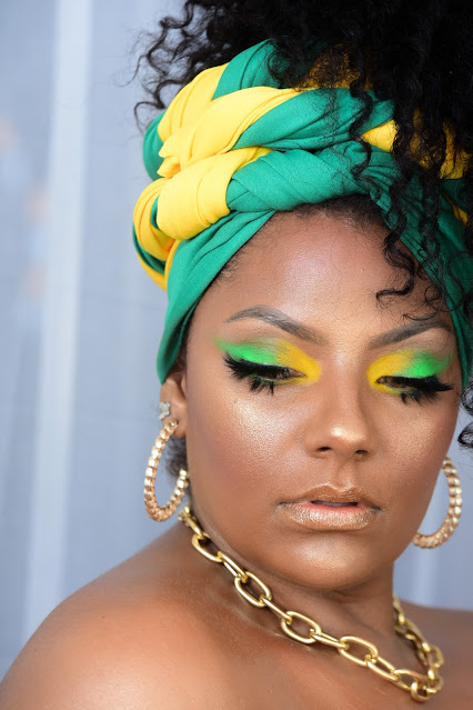 Maquiagem Consciência Negra Brasil