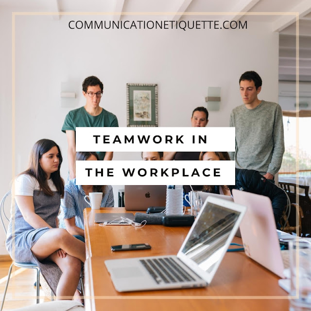 Effective teamwork in the workplace