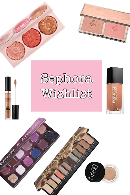 Sephora Wishlist (What Caught My Attention At Sephora)