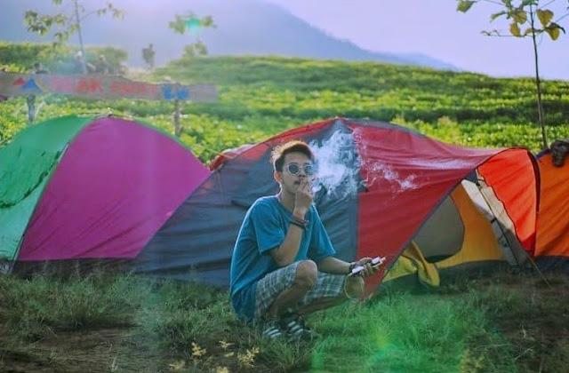 Camping Kebun Teh Sirah Kencong Blitar