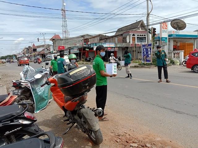 WIZ Luwu Masih Terus Menggalangkan Dana Untuk Korban Gempa Majene