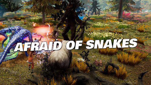 Afraid of SNAKE! Bought Chainmail! No ROBES! Legends of Ultima (Legends or Aria) Gameplay!