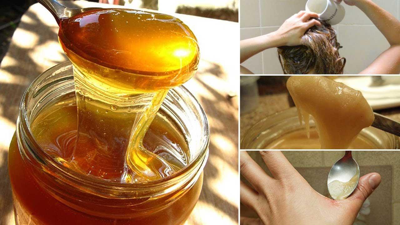 Usages surprenants et incroyables de miel