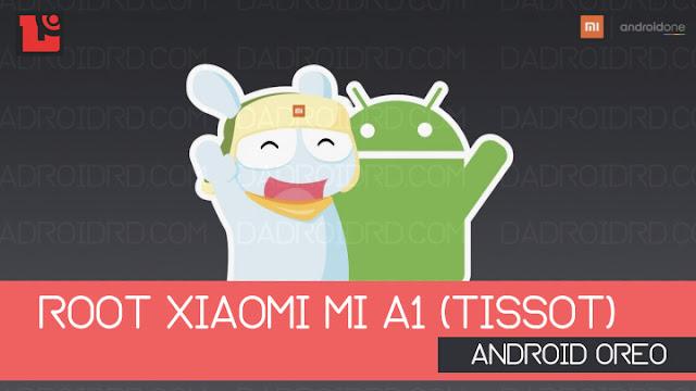 Cara ROOT Xiaomi Mi A1 Android Oreo berhasil