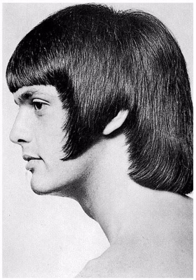1970s The Most Romantic Period For Mens Hairstyles Vintage Everyday