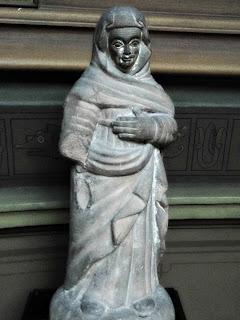 Imagem de Santa Ana - Missão Jesuítica de Candelaria, Século XVIII