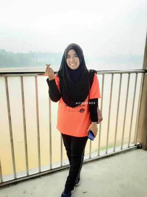 Jambatan Gantung Kuala Semantan Temerloh Pahang