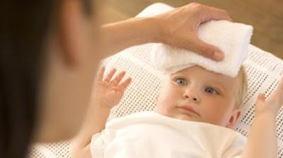 Pertolongan Pertama Pada Anak Yang mengalami Step / Kejang