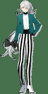 ซากิงุจิ นางาฮิโระ (Sakiguchi Nagahiro) @ Bishounen Tanteidan ขบวนการนักสืบหนุ่มรูปงาม (Pretty Boy Detective Club: 美少年探偵団)