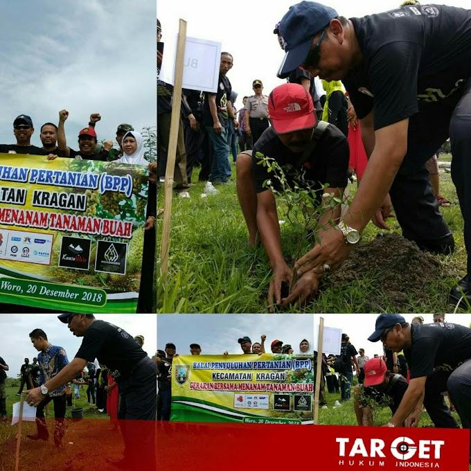 Event Moro Woro Sarana Promosikan Potensi Desa Woro Sebagai Potensi Wisata Alam Desa