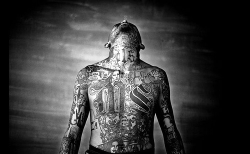 d78777d9b With the prevalence of tattoo'd gangs like Mara Salvatrucha 13 and the  bonds between street gangs and drug cartels, tattoos have made their way  into drug ...
