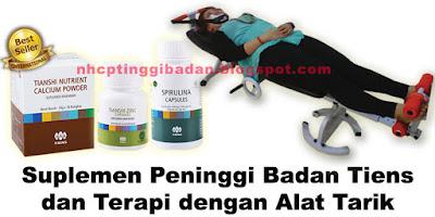 Jual NHCP Peninggi Badan Tiens Kecamatan Bulak Surabaya | Gratis Terapi Tinggi Badan