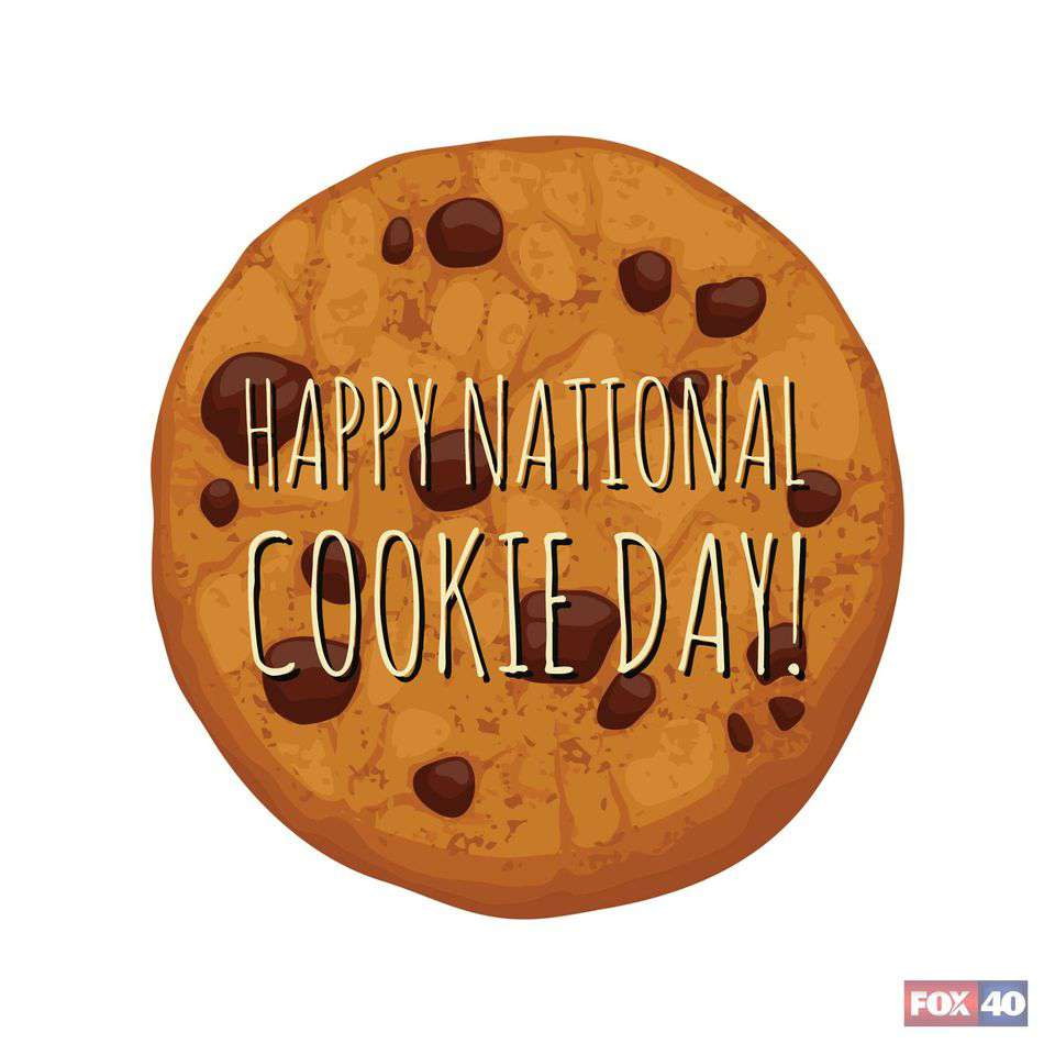National Cookie Day Wishes Unique Image