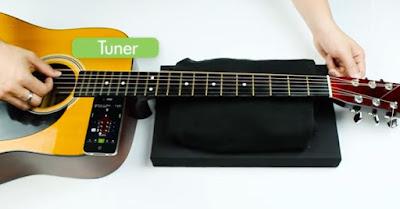 Tuning Gitar