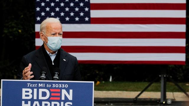 Ông Biden nóng lòng tranh luận lần hai với ông Trump