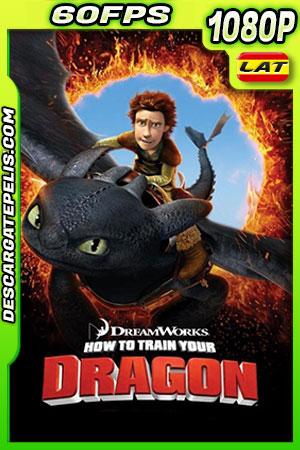 Cómo entrenar a tu dragón (2010) 1080P BRrip 60FPS Latino – Ingles