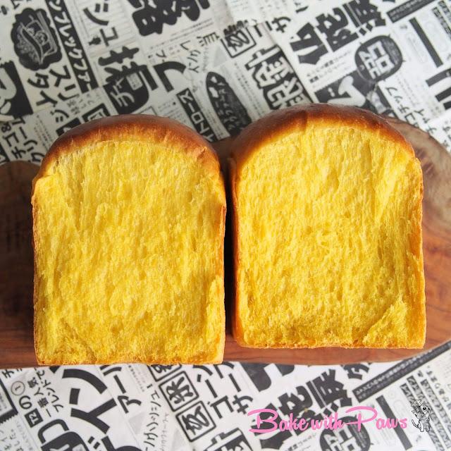 Pumpkin Soft Sourdough Bread