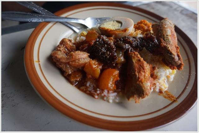 Sego Cawuk Mak Mantih;10 Top Kuliner Banyuwangi