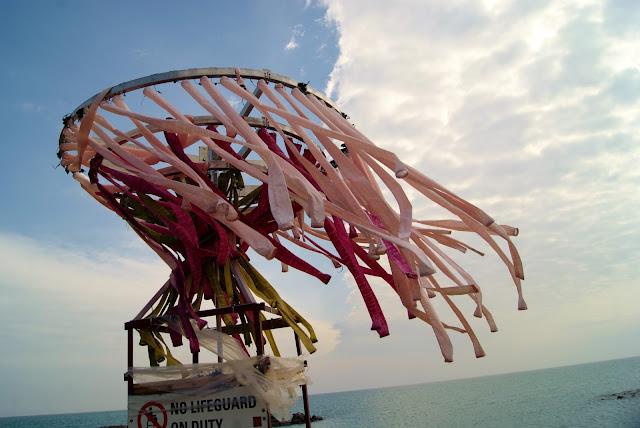 Winter Stations 2016 Design Competition, Toronto Beaches, Culture, Lifeguard Stations, architecture, Art, Artmatters, The Purple Scarf, Melanie.Ps, Ontario, Canada, Aurora Borealis, Laurentian University