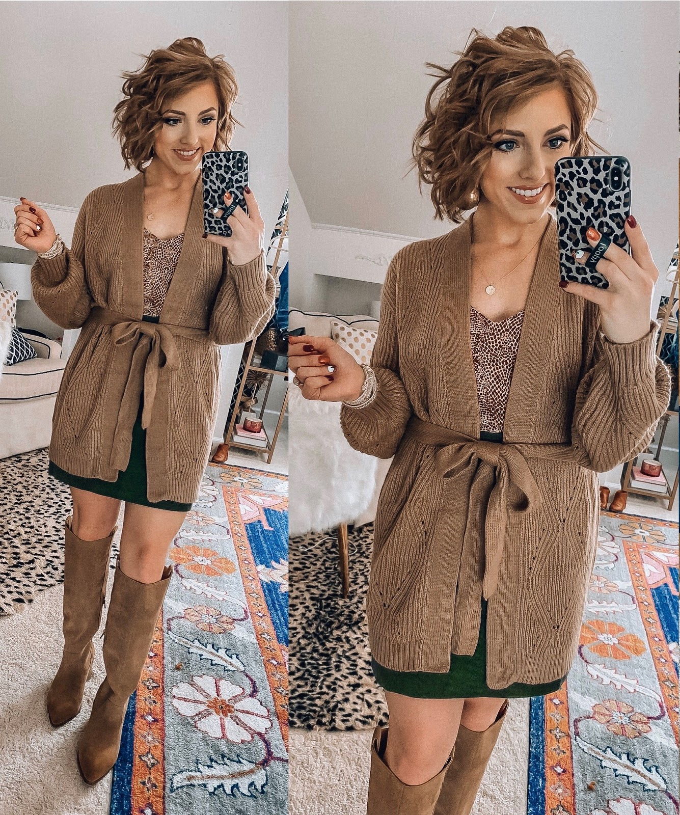 Recent Target Style Finds: Sweaters, Cardigans, Tops, Booties, Accessories & More! - Something Delightful Blog #fallstyle #affordablestyle #targetstyle