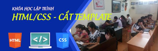 Khóa học lập trình html/css cơ bản