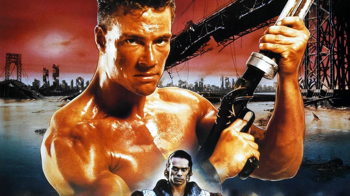 Best Jean-Claude Van Damme's Movies of all Time