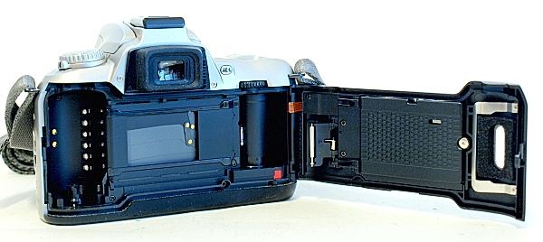 Nikon U2, Film box