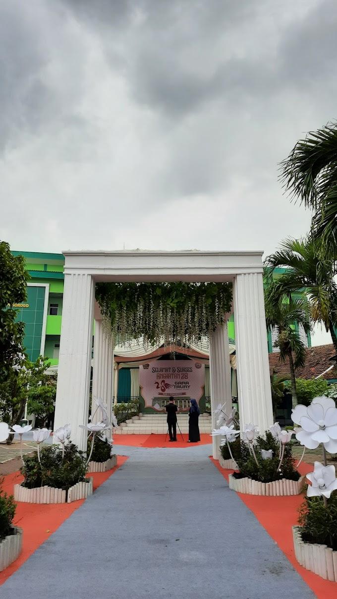 Purnawiyata MAN 2 Ponorogo Tahun Pelajaran 2020-2021