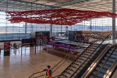 novo aeroporto em Berlim