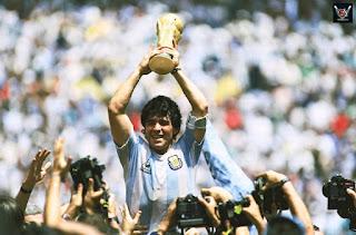 مارادونا الأرجنتين 1986